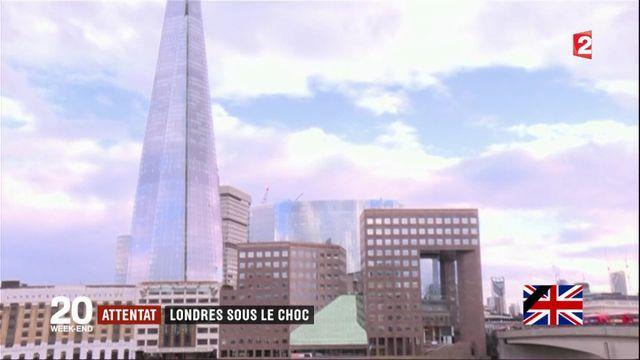Attentat : Londres sous le choc