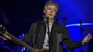 Paul McCartney à Paris le 28 novembre 2018  (STEPHANE DE SAKUTIN / AFP)