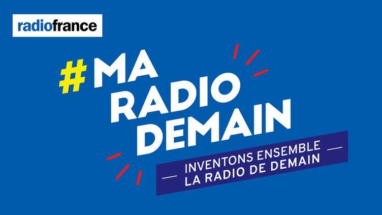 Grande consultation publique ma radio demain (Radio France)