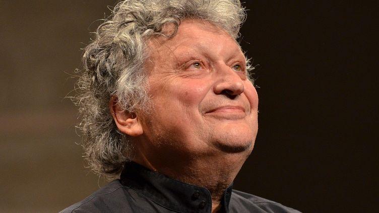 René Jacobs le 15 septembre 2018 à Ambronay.  (Bertrand Pichène - Festival d'Ambronay)