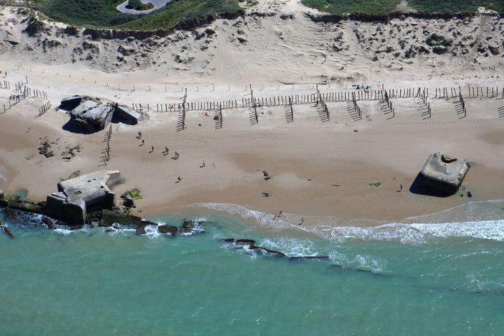 Bunkers de la Côte d'Opale (BENELUXPIX/MAXPPP)