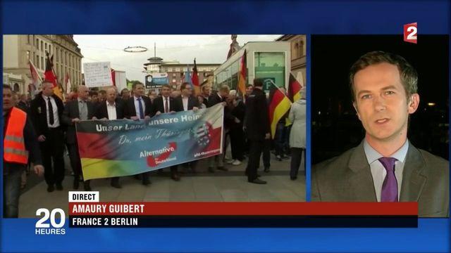 """Élections en Allemagne : l'extrême droite au parlement, un retour """"historique"""""""