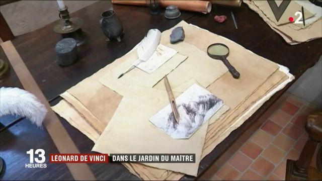 Feuilleton : De Vinci, l'empreinte du maître (3/5)
