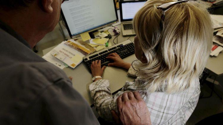 Photo d'illustration decomportement hostile au travail. (MAXPPP)