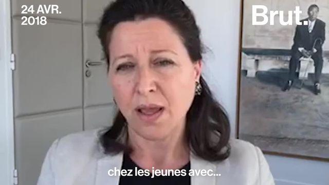 VIDEO - Dépénalisation : Pour Agnès Buzyn : «On ne peut pas donner le signal que le cannabis est sans danger.