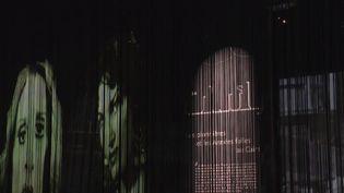 """Le 19 mai est attendu avec impatience en France.Les musées et les expositions qui étaient fermés depuis plusieurs mois vont enfin pouvoir recevoir du public, comme l'exposition """"Divas"""" à l'Institut du monde arabe à Paris. (CAPTURE ECRAN FRANCE 3)"""