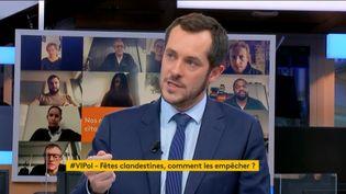 Nicolas Bay - Votre instant politque - Lundi 16 novembre 2020 (FRANCEINFO)