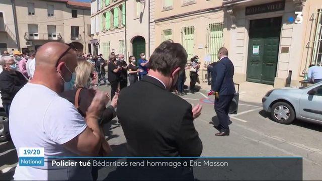 Mort d'Éric Masson : l'émotion à Bédarrides