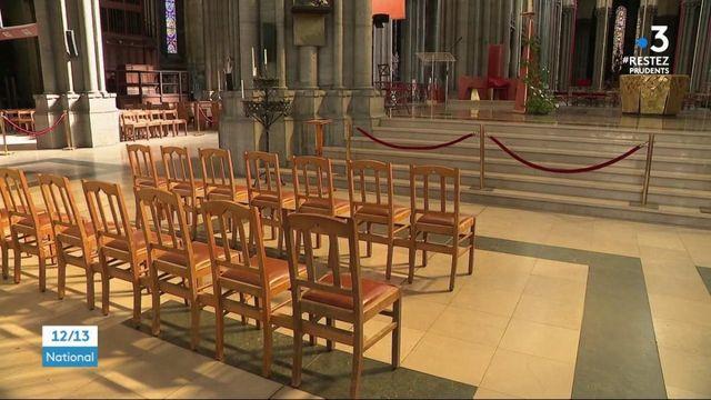 Lille : la messe de l'Ascension retransmise en streaming