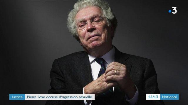 Justice : l'ancien ministre Pierre Joxe accusé d'agression sexuelle