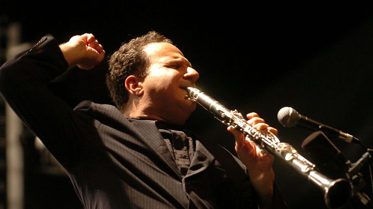 David Krakauer au Festival Crest Jazz Vocal  (MAXPPP)