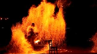 Une pyrotechnie époustouflante  (France 3)