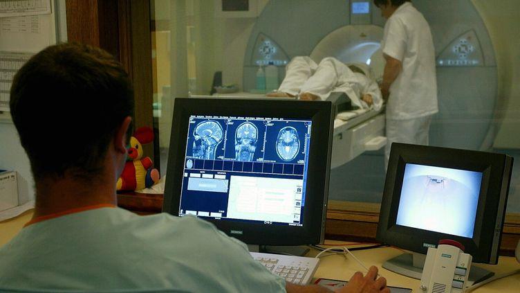 Le pronostic d'un accident vasculaire cérébral (AVC) hémorragiqueest très compliqué. (MAXPPP)