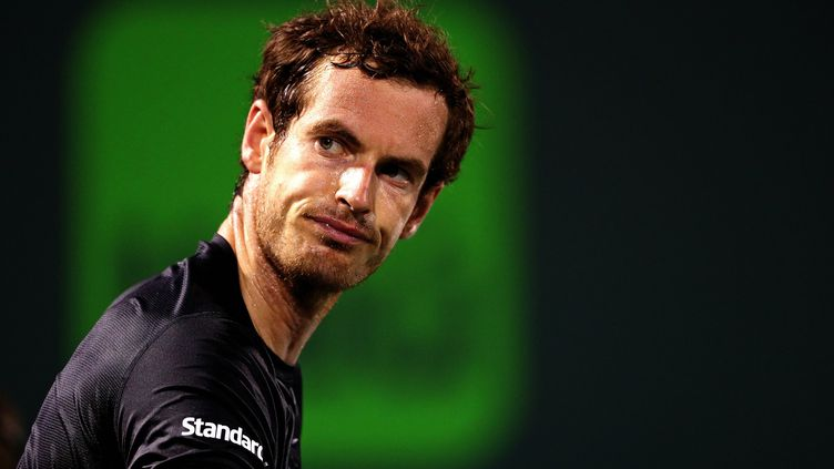 Andy Murray. (MIKE EHRMANN / GETTY IMAGES NORTH AMERICA)