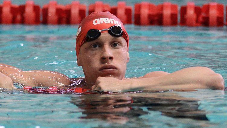 Le pentathlète russe Maxim Kustov ne verra pas Rio. (EVGENY BIYATOV / SPUTNIK)