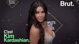 VIDEO. Héritière, femme d'affaires, star des réseaux sociaux… On vous raconte l'histoire de Kim Kardashian (BRUT)