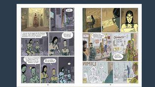Bande dessinée : un autre regard sur les quartiers dits difficiles (Capture d'écran franceinfo)