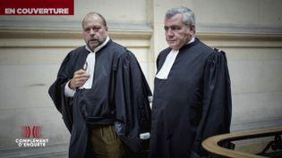 Complément d'enquête. Soupçons de conflits d'intérêts : Dupond-Moretti contre le Parquet national financier (COMPLÉMENT D'ENQUÊTE/FRANCE 2)