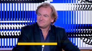 Didier van Cauwelaert (FRANCEINFO)