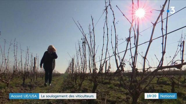 Vin français : Bruxelles et Washington ont quatre mois pour trouver un accord définitif