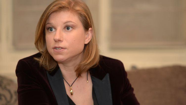 """Jeanne Robinson-Behre a été l'assistante parlementaire de Marc Joulaud au même moment que Penelope Fillon. Elle s'est exprimée auprès du """"Courrier de l'Ouest"""", dans son édition datée du 8 février 2017. (MAXPPP)"""