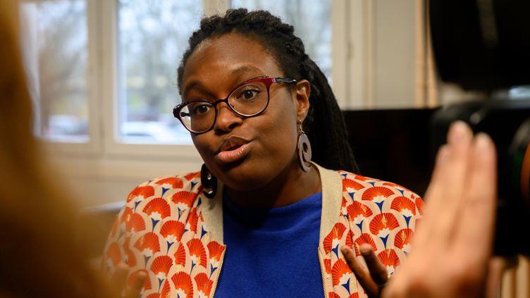 Sibeth Ndiaye, porte-parole du gouvernement; le 30 janvier 2020. (ESTELLE RUIZ / NURPHOTO / AFP)