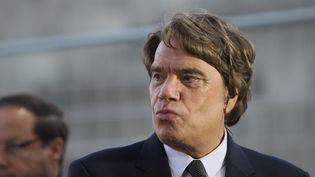Bernard Tapie, le 26 mai 2013 à Marseille (Bouches-du-Rhône). (KARINE VILLALONGA/SIPA)