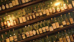 Un néo-zélandais s'est fait soigner au whisky après une overdose de méthanol, en juillet 2012. (WOLFGANG FUCHS / AFP )