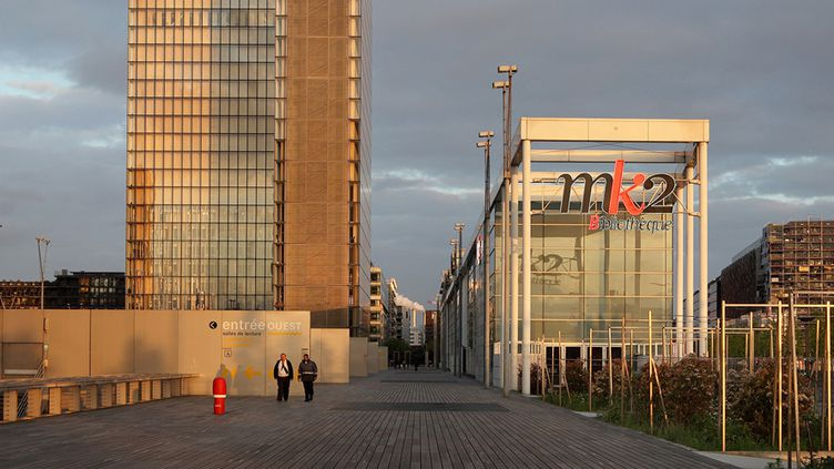 MK2 acquiert un réseau de 120 salles de cinéma en Espagne  (MANUEL COHEN / AFP)