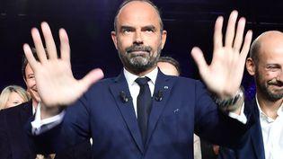 Edouard Philippe à Bordeaux (Gironde), le 8 septembre 2019. (GEORGES GOBET / AFP)