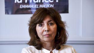 Corinne Vignon, le 12 mai 2017 à Toulouse (PASCAL PAVANI / AFP)