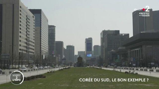 Envoyé spécial. Corée du Sud, le bon exemple ?