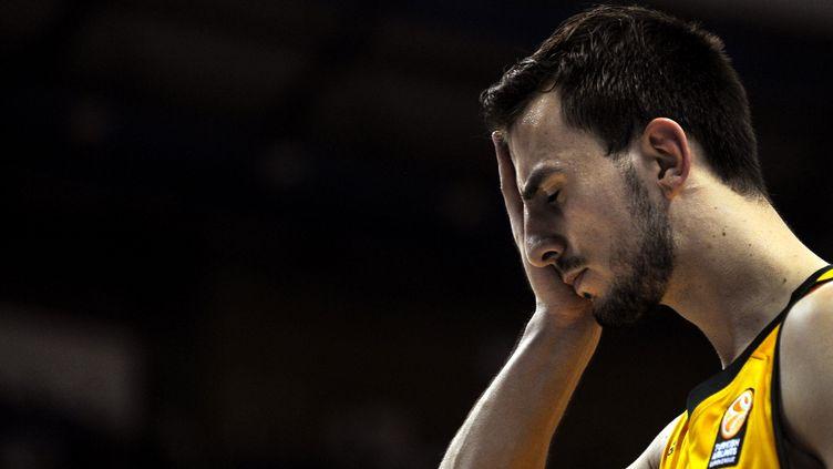 Léo Westermann  (JORGE GUERRERO / AFP)