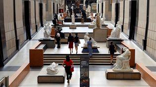Le 23 juin 2020, jour de la réouverture du musée d'Orsay à Paris. (THOMAS COEX / AFP)