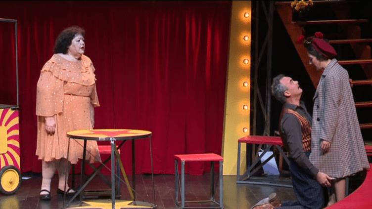 """La pièce """"Fabien"""" de Marcel Pagnol n'avait pas été jouée au théâtre depuis 1956  (France 3)"""