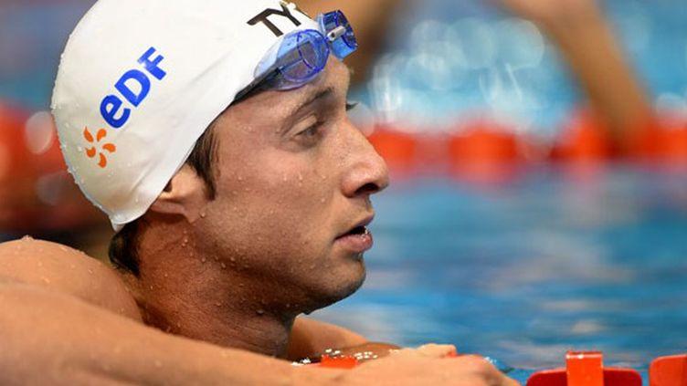 Le relais 4x100m 4nages médaille d'argent