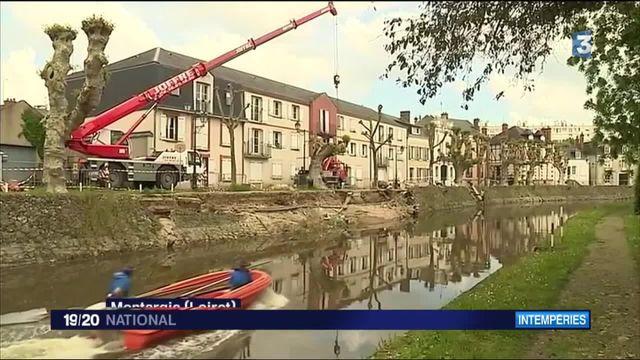 Inondations : l'heure est au bilan à Montargis