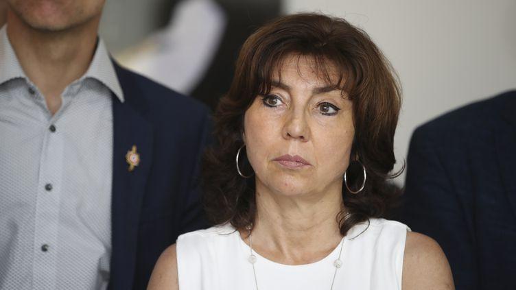 La députée Corinne Vignon, le 7 septembre 2018 à Toulouse (Haute-Garonne). (LYDIE LECARPENTIER/REA / REA)