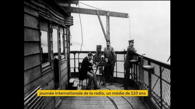 Journée internationale de la radio : un outil de transmission de l'information dans le cœur des Français