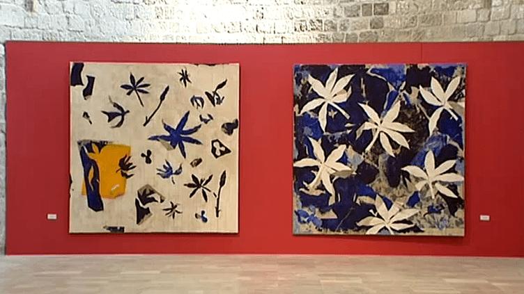 1980-216, la première rétrospective Pierre-Marie Brisson à Orléans  (France 3 / Culturebox)