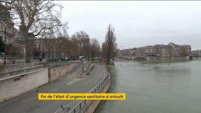 Coronavirus : fin de l'état d'urgence sanitaire en France métropolitaine