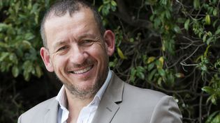 Dany Boon le 27 avril 2017 à Los Angeles  (VALERIE MACON / AFP)