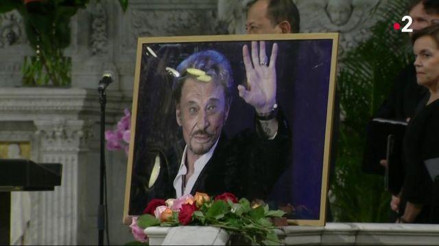 La Madeleine a encore une fois rendu hommage à Johnny Hallyday