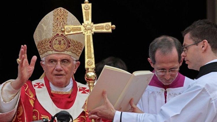 Le Pape à Londres (18 septembre 2010) (AFP/MATT CARDY)