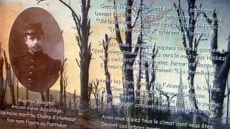 Ces poilus écrivains morts au combat  (France3/culturebox)