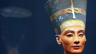 Le buste de Néfertiti remonte a environ 3400 ans  (OLIVER LANG/AFP)