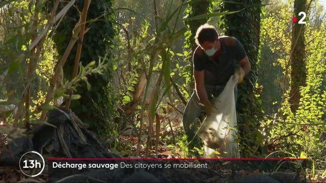 Pyrénées-Orientales : des habitants se mobilisent pour ramasser des tonnes de déchets
