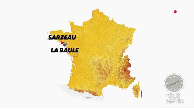 Tour de France : la Bretagne au menu de la 4e étape