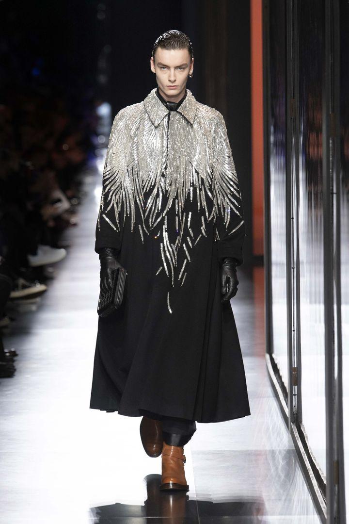 Défilé Dior homme, automne-hiver 2020-2021 (YANNIS VLAMOS)