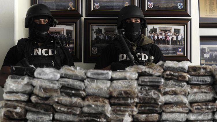 (En 2013, les quatre Français ont été arrêtés avec 682 paquets de cocaïne © Ricardo Rojas / Reuters)